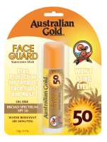 Australian Gold Face Guard Stick SPF 50 14g - AKCE