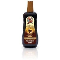 Australian Gold SPF 30 spray GEL s bronzer 237 ml
