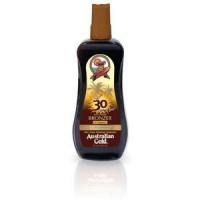 Australian Gold SPF 30 spray GEL s BRONZEREM 237 ml - AKČNÍ NABÍDKA
