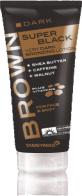 Tannymaxx Brown Dark Super Black Very Dark Bronzing Lotion 125 ml
