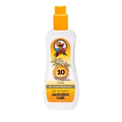 Australian Gold SPF 10 spray GEL 237 ml - VÝPREDAJ
