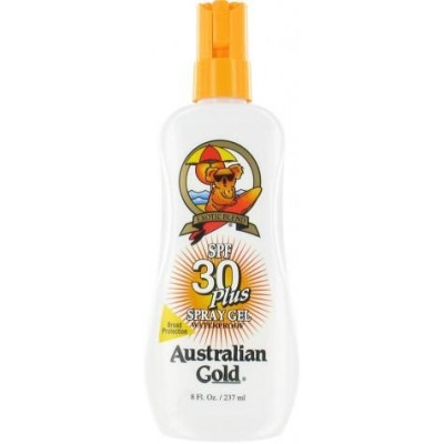 Australian Gold SPF 30 spray GEL 237 ml - AKCIA