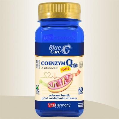 Coenzym Q10 Forte natural 30mg + vit. E - 60 tob. - AKCIA