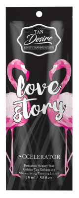Tan Desire Love Story 15 ml - VÝPRODEJ