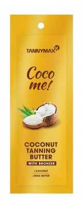 Tannymaxx Coconut Tanning Butter with Bronzer 15 ml