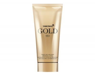 Tannymaxx Gold 999,9  Finest Anti Age Bronzing Lotion 200 ml