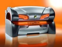 Repasované solária Megasun