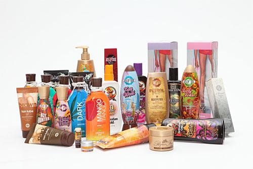 Kozmetika do solária